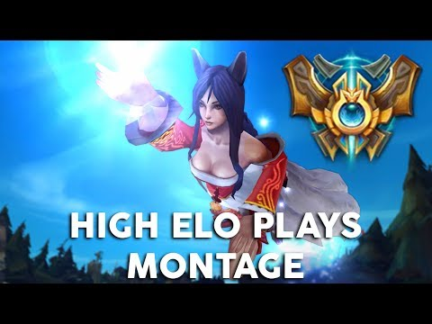 OP Challenger Mechanics | High Elo LoL Montage (Pro Plays #40)