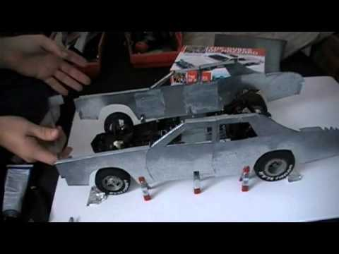 How To Make A Sheet Metal Rc Car Part 4 Youtube