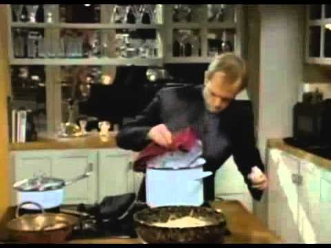 Funny  From Frasier  Niles Causes Fire