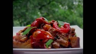 Как готовить аджапсандали.  #МужскаяКухня с Андреем Сажневым