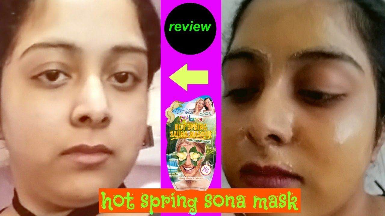 7th heaven hot spring sona mask review beautynature 7th heaven hot spring sona mask review beautynature   youtube  rh   youtube