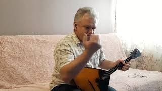 Артист оркестра «Метелица»  - Сергей Краснокутский (2)