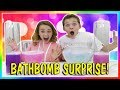 WEIRD BATH BOMB SURPRISES WHAT S INSIDE We Are The Davises mp3