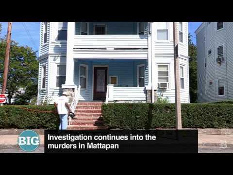 Investigation continues into Mattapan murders