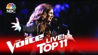 Alisan Porter - Stay With Me Baby (The Voice Top 11 2016)