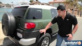 2012 Toyota FJ Cruiser Test Drive & SUV Video Review