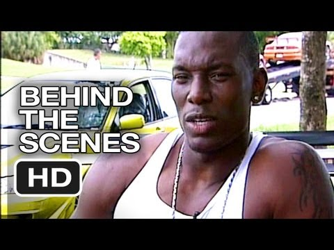 2 Fast 2 Furious Official Behind The Scenes - Driving School (2003) HD