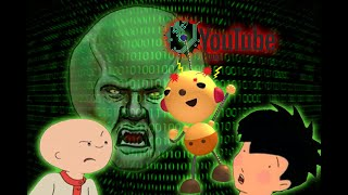 YTP Rolie Polie Olie Glitches Out