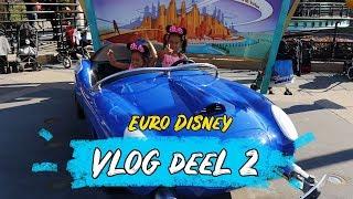EURO DISNEY DEEL 2    Little Twincesses Fayèn & Indy (Vlog #04)
