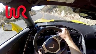 2017 Chevrolet Corvette Grand Sport (7MT) - WR TV POV Test Drive