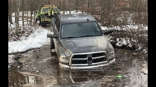 Off-Road Cummins Disaster!