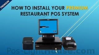 How to install your premium restaurant pos system from: https://pos-lighthouse.com/ step by guide:. --product-- system: https://p...