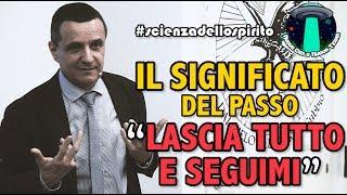 """Pier Giorgio Caria - """"LASCIA TUTTO E SEGUIMI"""""""