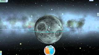 tutorial de como chegar  lua mn kerbal space program pt br