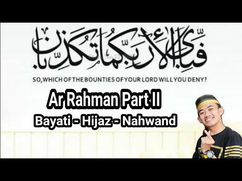 Download Lagu Ar Rahman part II by Syam