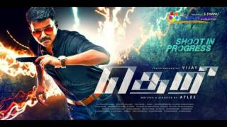 "Vijay 59 Title is ""Theri"" Announced Officially!"
