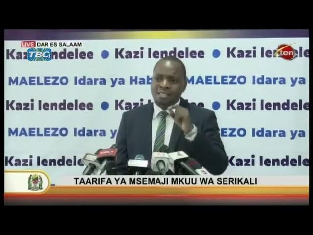 Msigwa: Bilioni 570  mikopo ya elimu ya juu