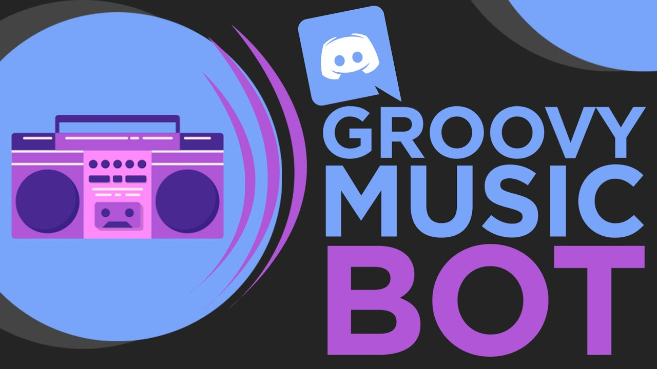 How to Get and Install Groovy Music Bot on Discord (Working 2020) - YouTube