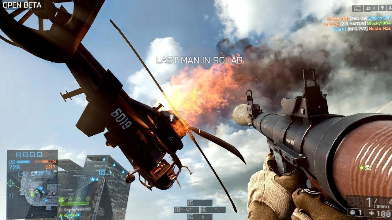 how to get rpg in battlefield 4 youtube
