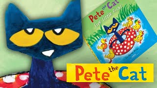 #ReadAlong | PETE THE CAT: Five Little Ducks | Sing-Along Song | A Groovy Twist on a Classic!