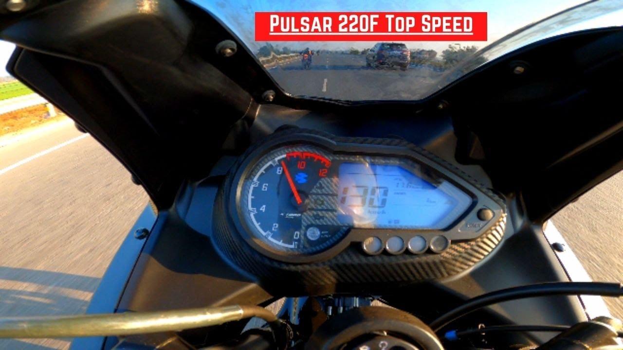 Download Pulsar 220F Bs6 New Model 2021 Top Speed Test 🥶🥶