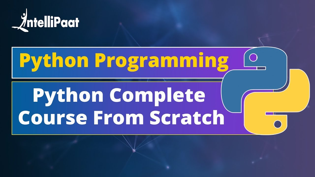 While Loop in Python - Python While Loop - Intellipaat