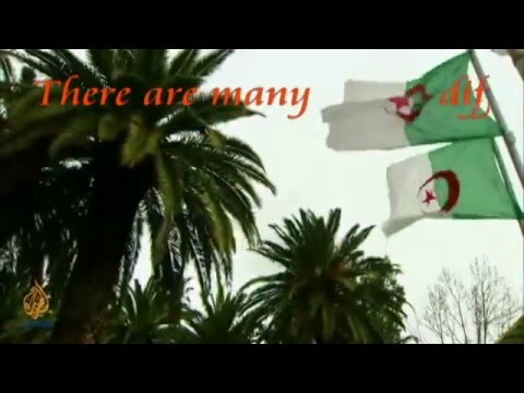 proget about life style in ALGERIA