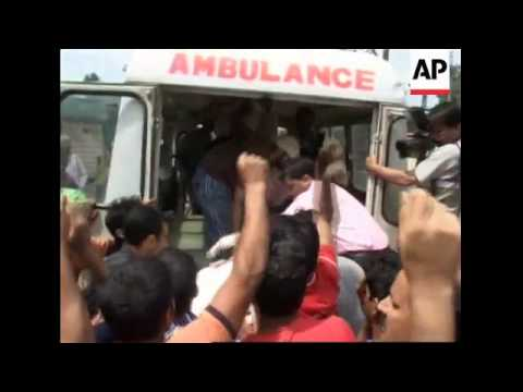 Security forces fire at Muslim protesters in Indian Kashmir, killing 11