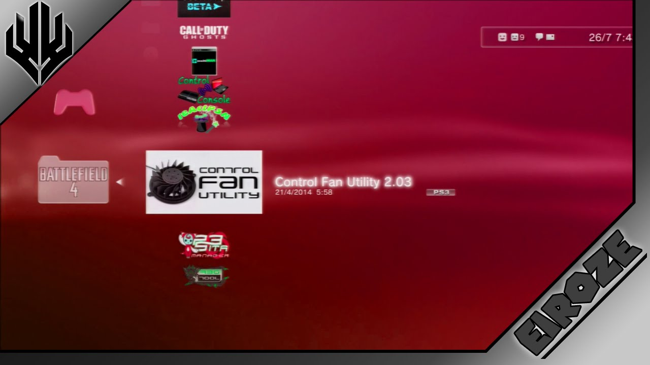 How to Stop your CFW PS3 From Overheating & Freezing + Download