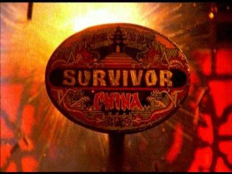 Survivor 15 China opening credits [High Quality]