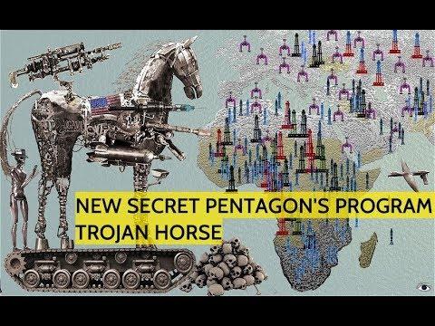 Russia's Chief General Reveals New Pentagon's Secret Trojan Horse Scheme Used For Destabilisation