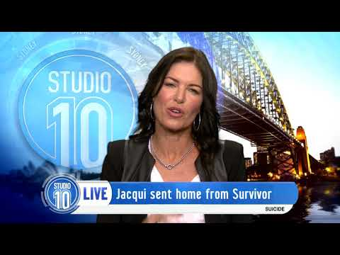 Jacqui Eliminated From Australian Survivor 2017 | Studio 10