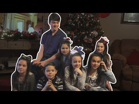 None - 'We Get Our Own Beds': Couple Adopts Set Of 7 Siblings Ahead Of Christmas