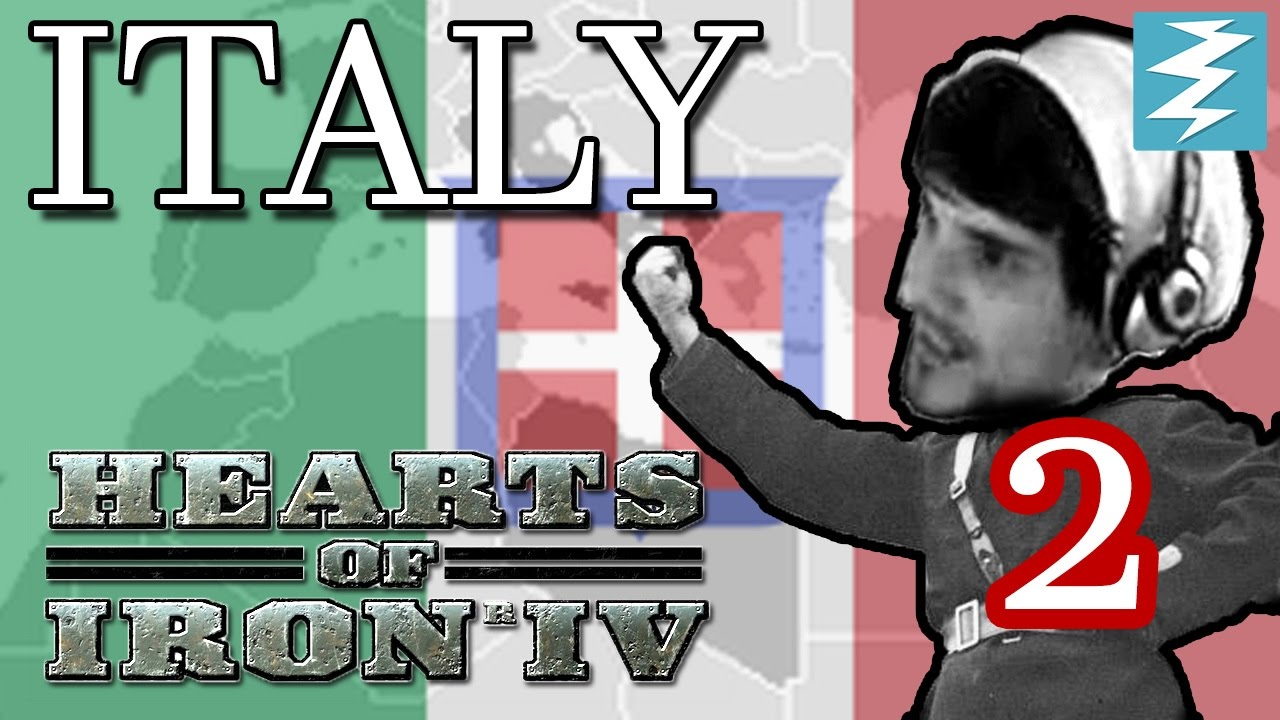 SUPER SUPER HEAVY B@TTLESHIP [2] Italy - Hearts of Iron IV