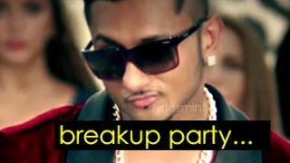 Yo Yo Honey Singh - Break Up Party - feat. Leo - Party Songs 2016