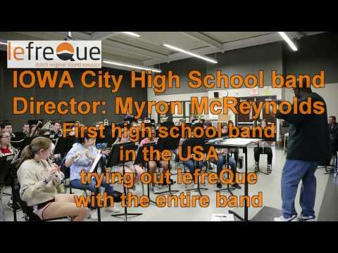 Iowa City High School, School Band