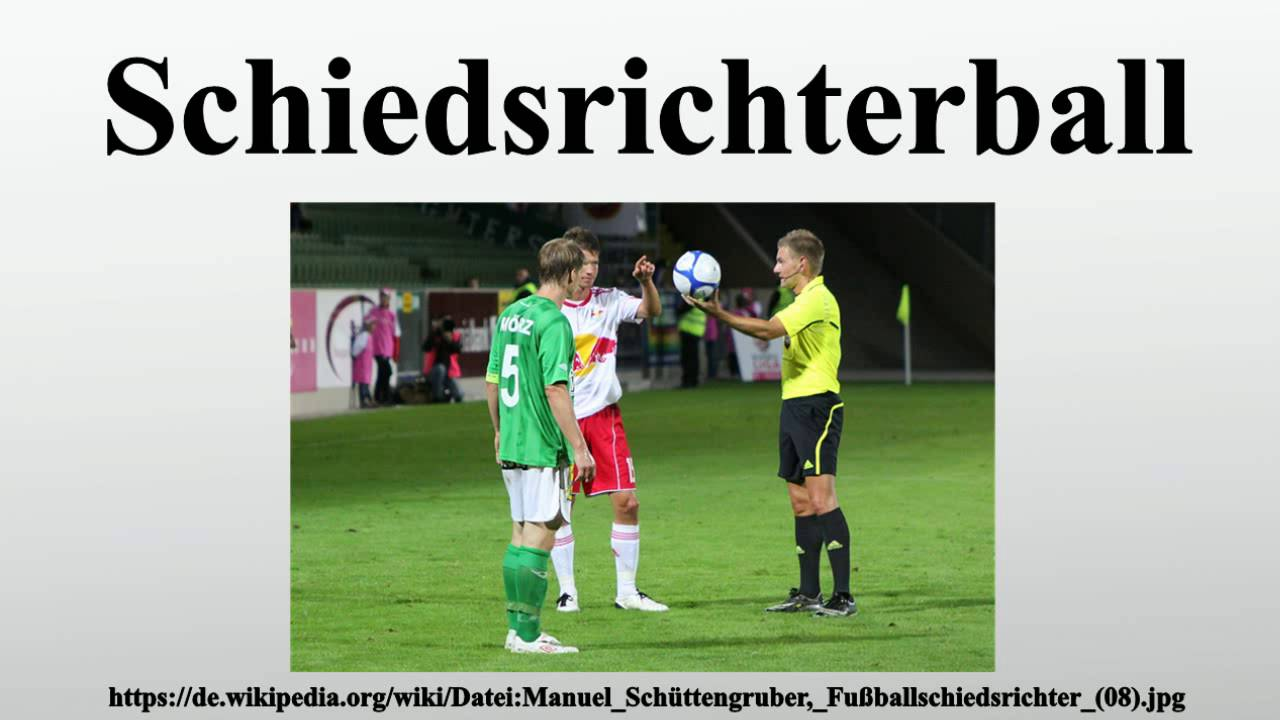 Schiedsrichterball