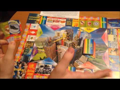 Обзор настольной игры Монополия Danko toys