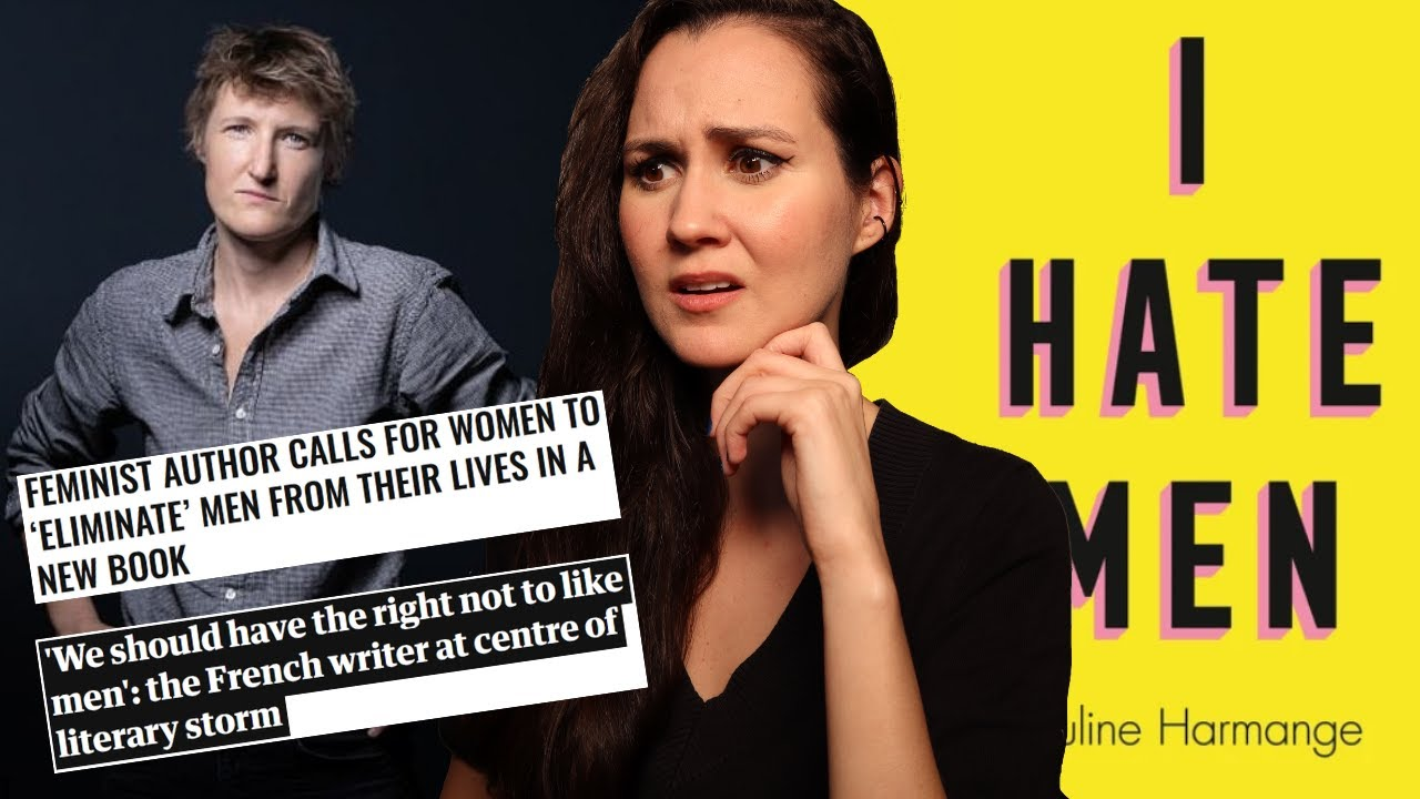 Feminists want you to ERASE men from your life (wtf is this?)