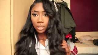 3 month Update | PEERLESS VIRGIN HAIR / Aliexpress | Vanessa Blac