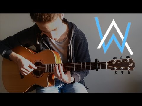 Alan Walker - Faded (Fingerstyle Guitar Cover) by Guus Music