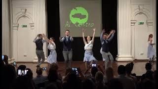 Salsa show nastup na 7. Al Centro rodjendanu