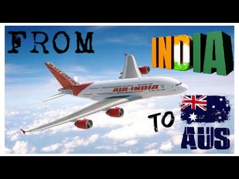 Flight From INDIA To AUSTRALIA