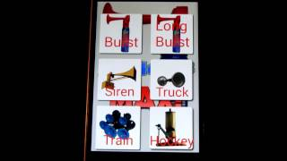 Air Horn sound free Android app