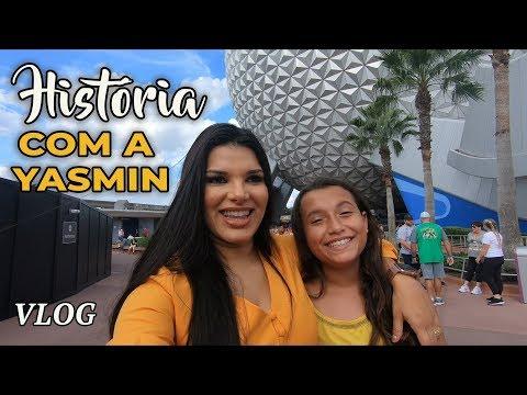 Minha História com a Yasmin   Filha do Coração