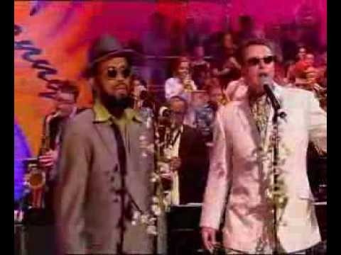 Prince Buster and Suggs, Madness & Enjoy Yourself. BBC TV Show, 2003.