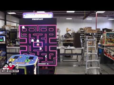 World's Largest Pac-Man | Game Room Guys