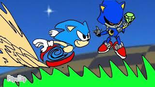 Sonic 4 Episode III (Newest Update) : A Sonic Mania Mod - All Cutscenes and continue scene