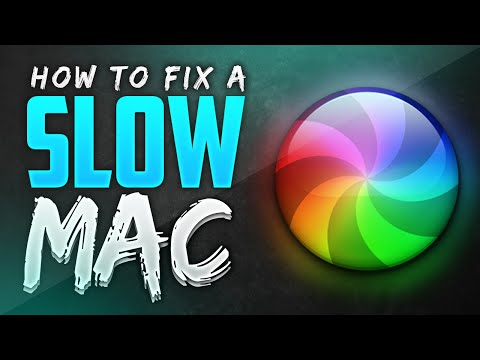 How To: Fix A Slow Mac