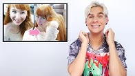 Hairdresser Reacts To Japanese Permanent Hair Straightening
